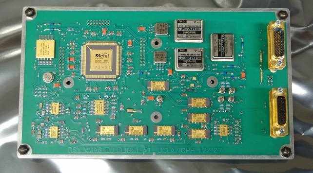 DSX flight board